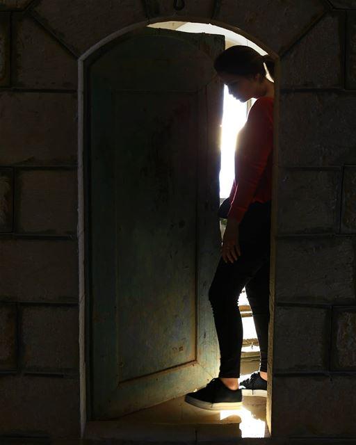open doors 🚪...... abandoned hikinglebanon hikers hiking ...