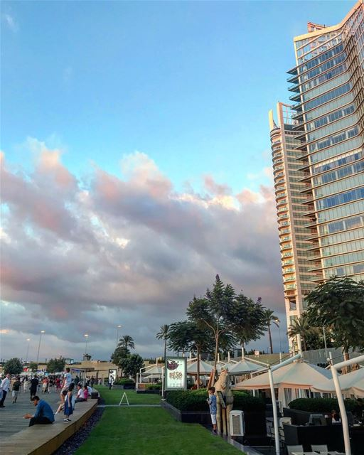 beirut tb photography lebanon vacation sky clouds view instalebanon... (Beirut, Lebanon)