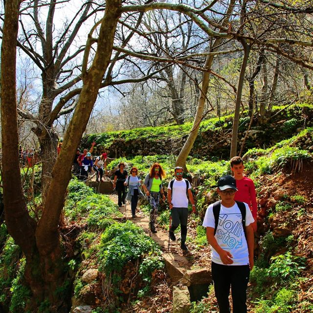 Join @promaxsports this Sunday, October 28 to Hike from Tannourine to...