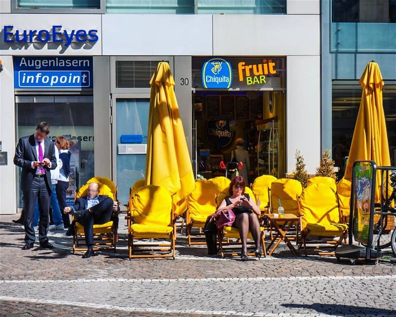 frankfurt city..................................... germanvision ... (Zeil - Frankfurt am Main)