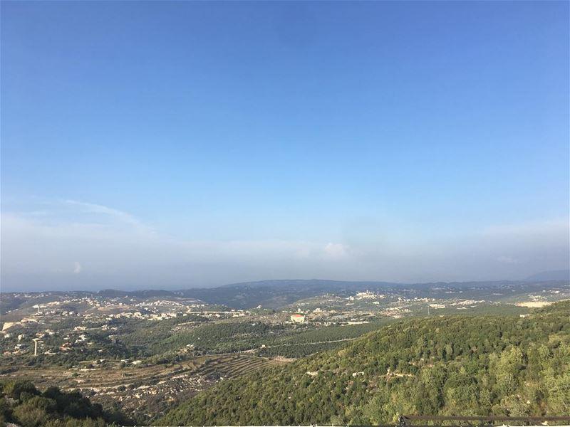 Good morning from @abdelliterraces ☀️🌳⠀⠀⠀⠀⠀⠀⠀⠀⠀⠀⠀⠀⠀⠀⠀⠀⠀⠀⠀⠀⠀⠀⠀... (Aabdillé, Liban-Nord, Lebanon)