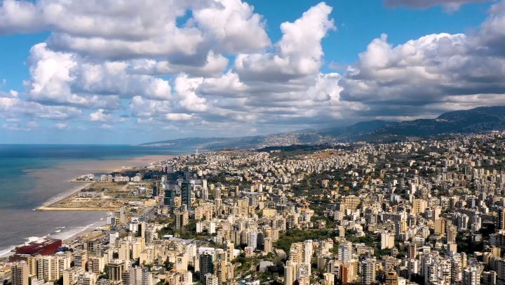 Clouds invasionShot on DJI Mavic 2 SeeTheBiggerPicture @djicreator @djig (Lebanon)
