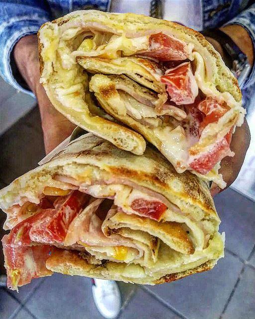 Grab it and Wrap it before the Turkey wraps away🦃😋😉👌RASHET—————— (Rashet somsom - رشة سمسم)