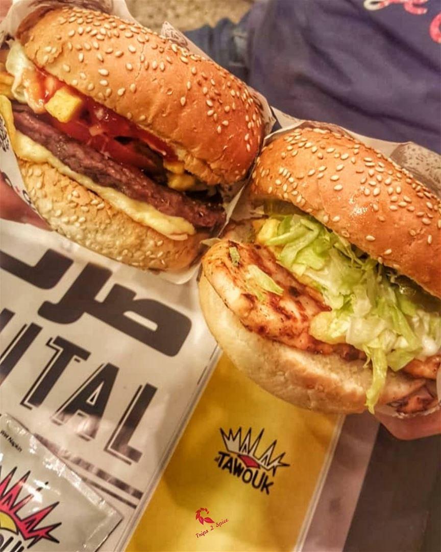 Go to @malak.al.tawouk and order burgers!====================== • Name:...