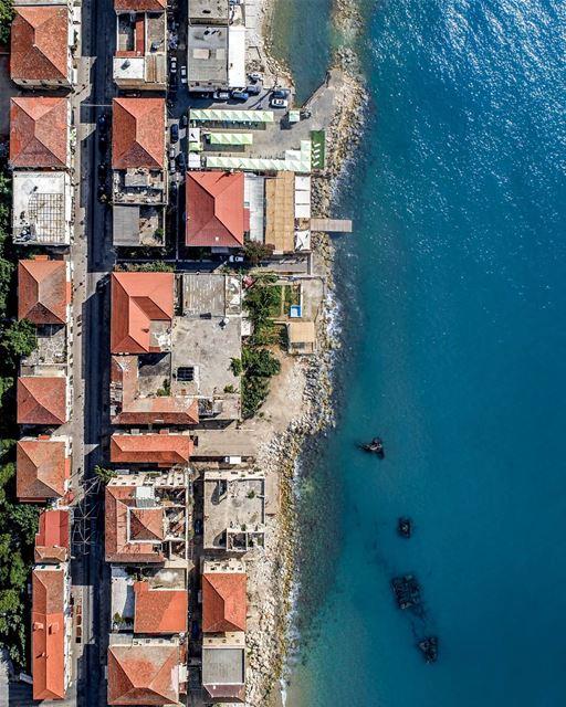 Tertris house 🏘️ ... lebanon jounieh dji drones quadcopter ... (Joünié)