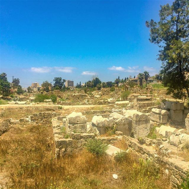 City in ruins..... natgeoshot natgeotravelpic liveoutside ...