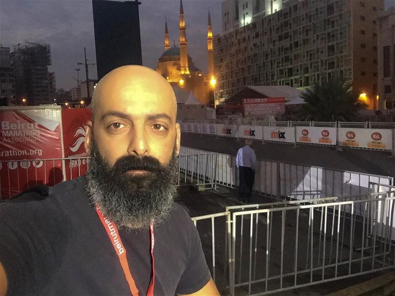 Good morning!  beirutmarathon  beirutmarathon2018  beardedvillains ...