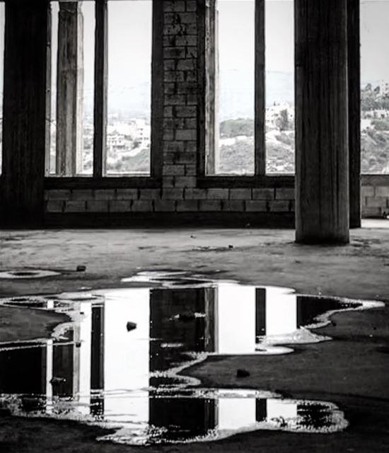Reflection  shooting  lebanon  producer  mylife  myworld... (Lebqâ, Liban-Sud, Lebanon)
