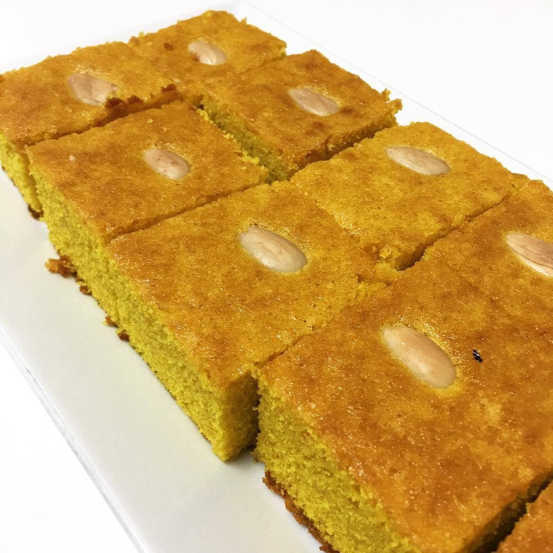 Sfouf for breakfastDid you know ?⠀ In Lebanon, Sfouf is a semolina &... (Beirut, Lebanon)