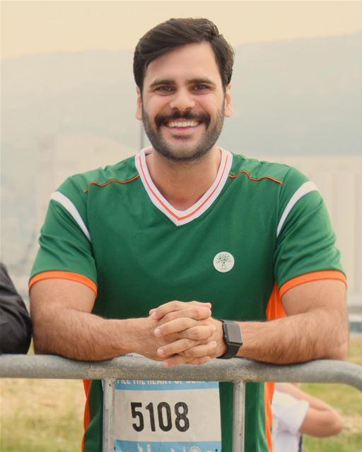 Beirut Marathon 🏃🏻♂️ beirut beirutmarathon marathon running run ... (Biel Waterfront)