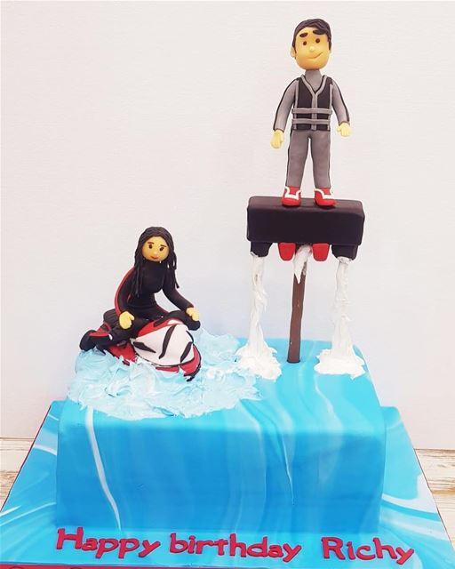 🎂 birthdaycake flyboard flyboardlebanon mybirthday ...
