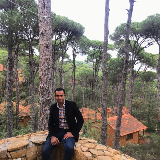 Hello everybody 👋🏻. lebanon nature jezzine bkassine mylife ... (La Maison de la Forêt)