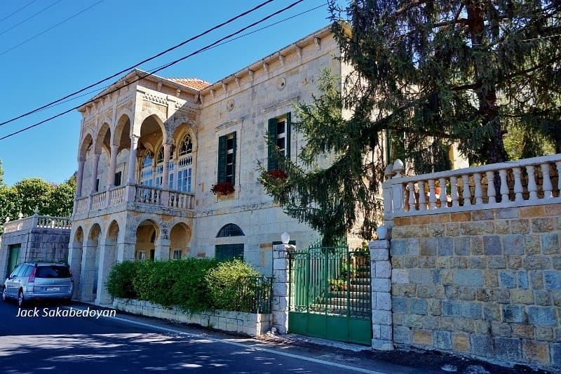 Jezzine jezzine southlebanon sudlebanon oldhouse traditionalhouse ...
