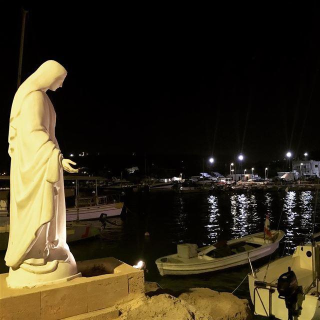 البترون batroun botri batrun harbour holymary batroundistrict ... (Batroûn)