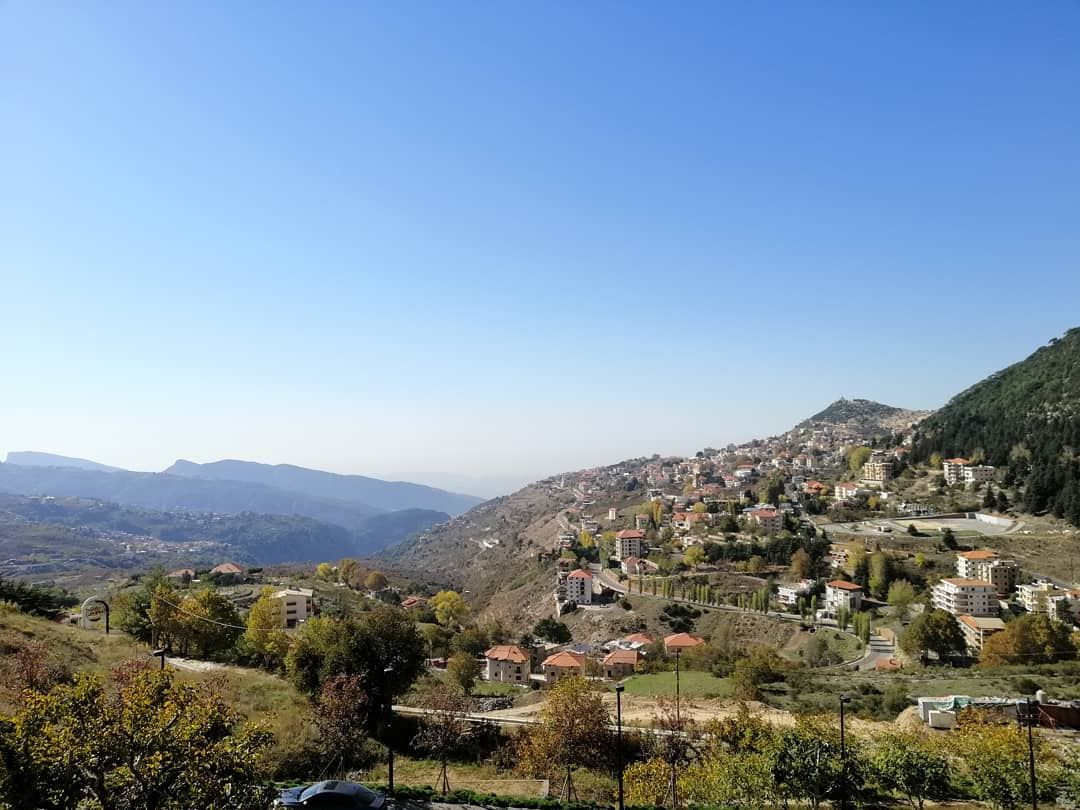 Landscape photography is the supreme test of the photographer and often... (Ehdène, Liban-Nord, Lebanon)