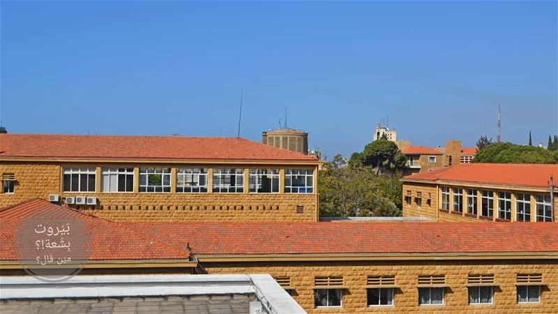 🇱🇧 Taking over the roof بيروت_مش_بشعة بيروت uglybeirut beirut ... (Achrafieh, Lebanon)