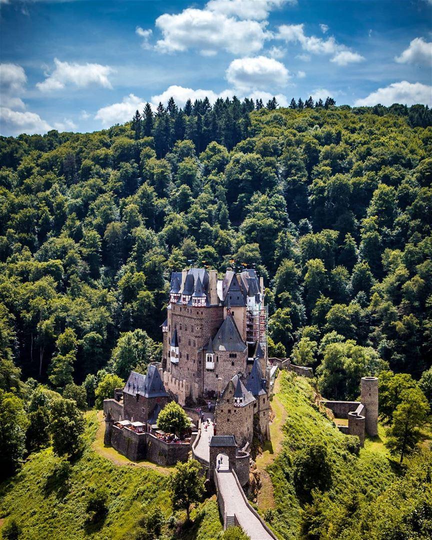 burgeltz..................................... germanvision ... (Burg Eltz)