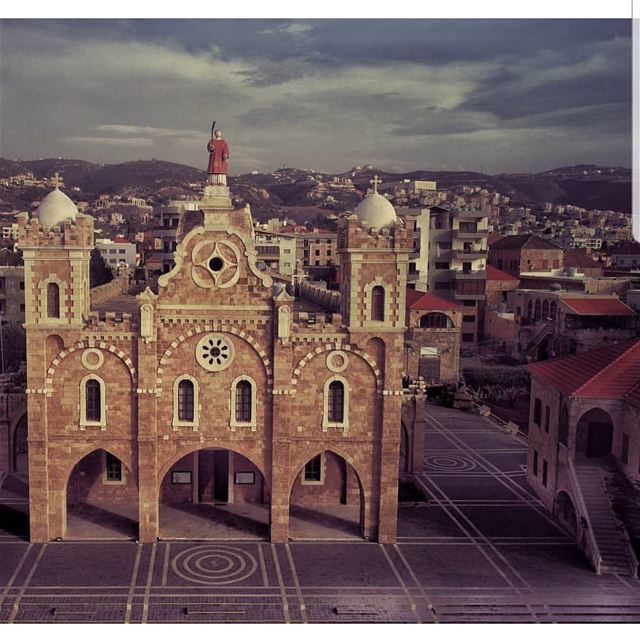 batroun  البترون_سفرة  saint  estephan  church  cathedral  bebatrouni ... (Batroûn)