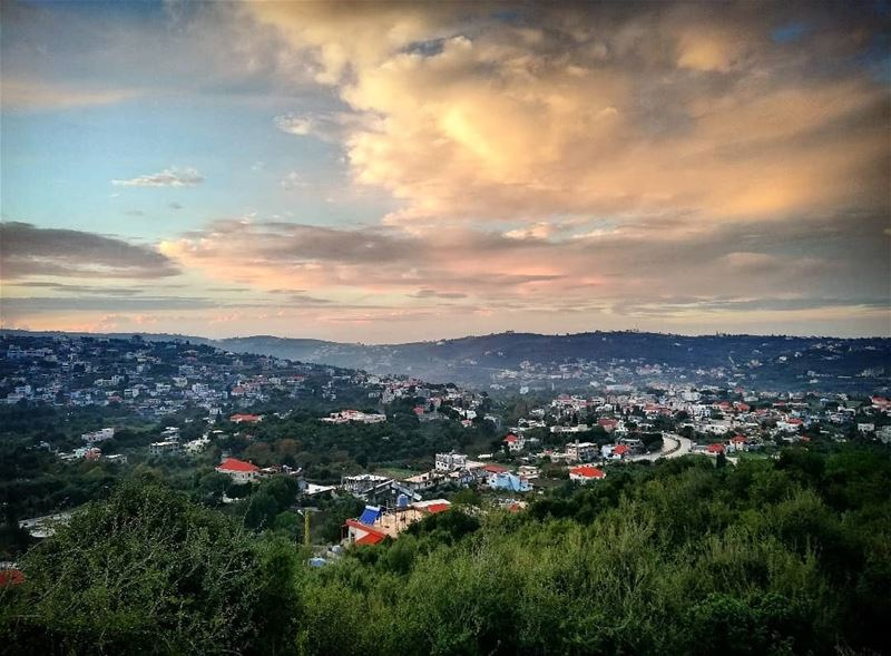 The world is my  village and my village is the  world.. kobayat  akkar ... (Al Qubayyat, Liban-Nord, Lebanon)