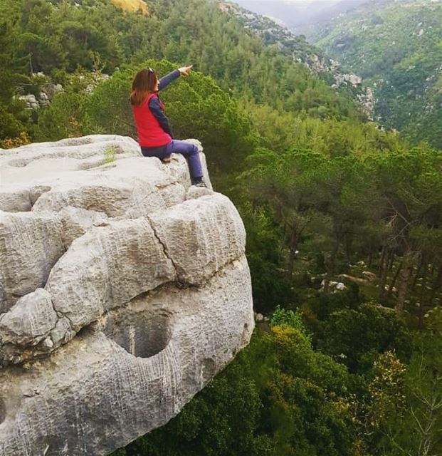 The most beautiful gift of nature is that it gives one pleasure to look... (Baabdâte, Mont-Liban, Lebanon)