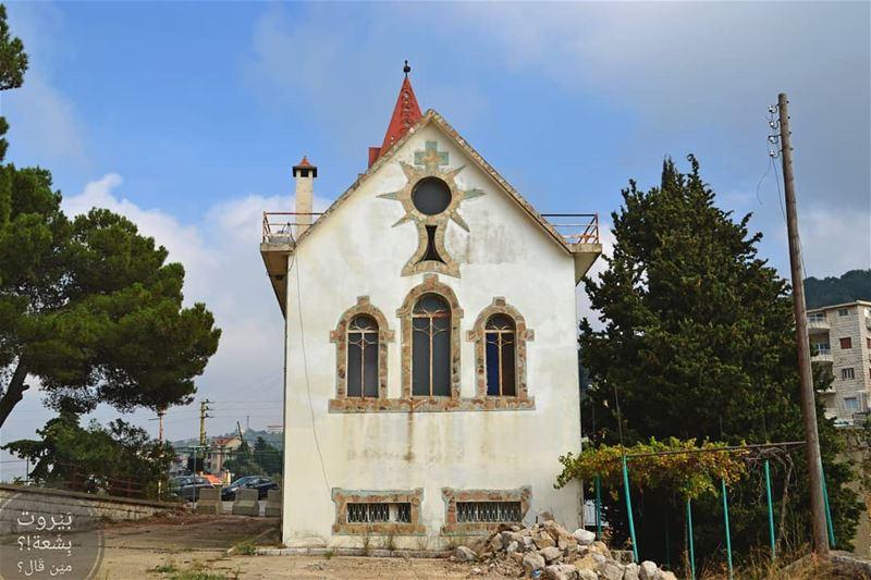 🇱🇧 Lonely بيروت_مش_بشعة بيروت uglybeirut beirut lebanon... (Bikfaïya, Mont-Liban, Lebanon)