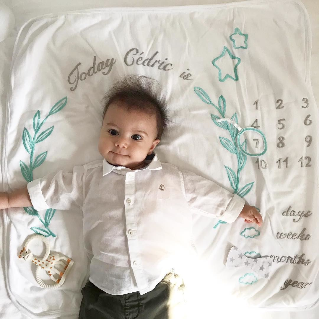 Someone like him ❤️ Adorable Cédric! God bless him. Write it on fabric by...