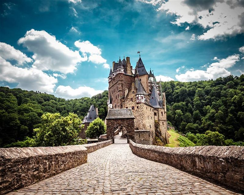 burgeltz..................................... germanvision ... (Burg Eltz Castle, Germany)