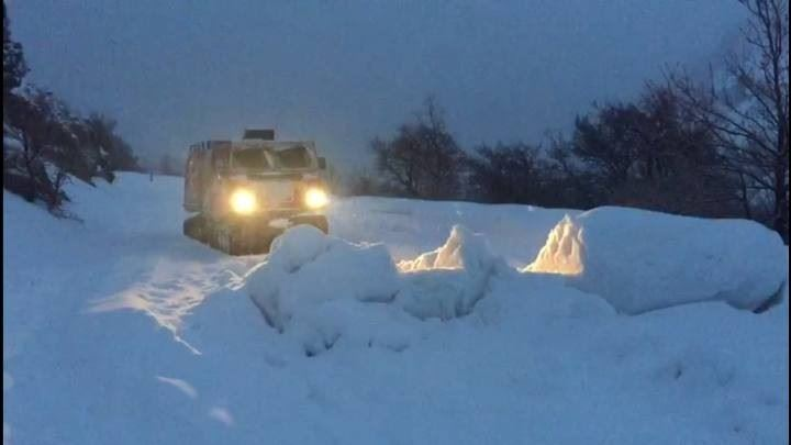 snow ehden lebanon bv206 @bv206russia ehdenadventures mikesportleb ... (Ehden Adventures)