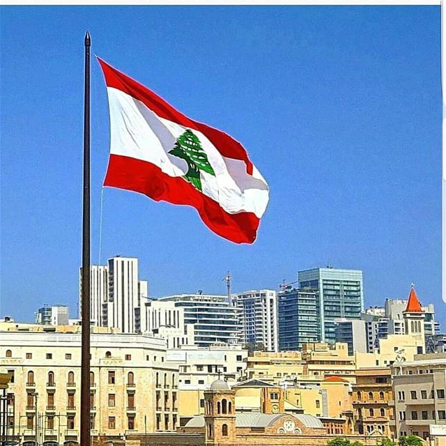 Happy Independence day🇱🇧🇱🇧 patriots  lebaneseflag  independenceday ... (Beirut, Lebanon)