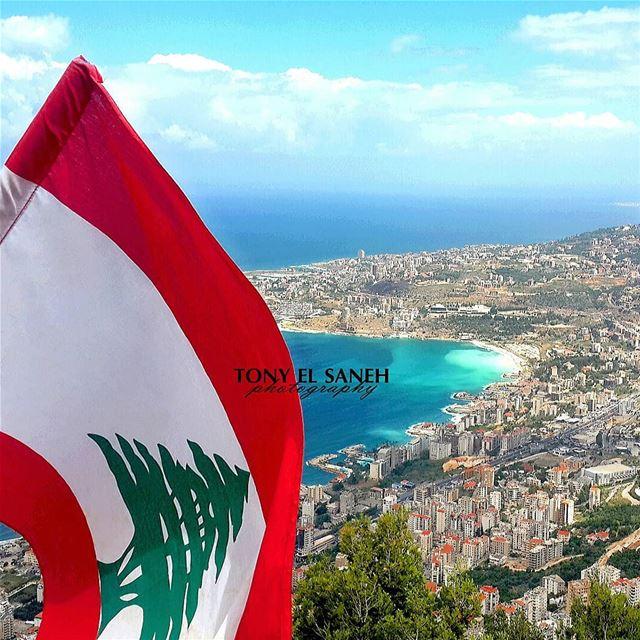 tb 2015 lebanon🇱🇧 harissa whatsuplebanon lebanonflag ... (Harîssa, Mont-Liban, Lebanon)