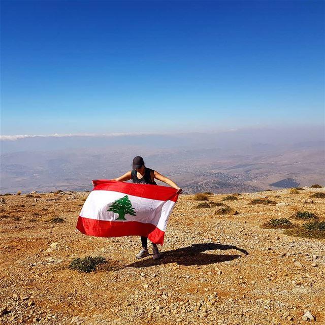 Happy independence day 🇱🇧 happyindependenceday lebanon ... (Hermon Mountain (הר חרמון))