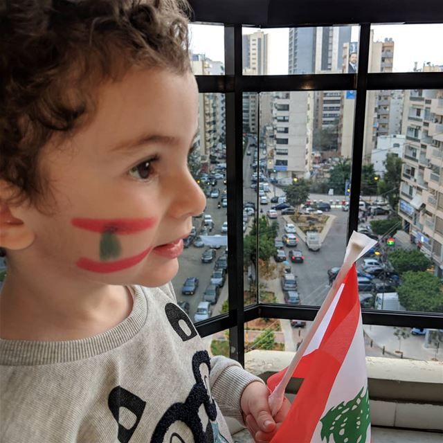Happy Independence Day 🇱🇧! From my grandson to all of you! ...