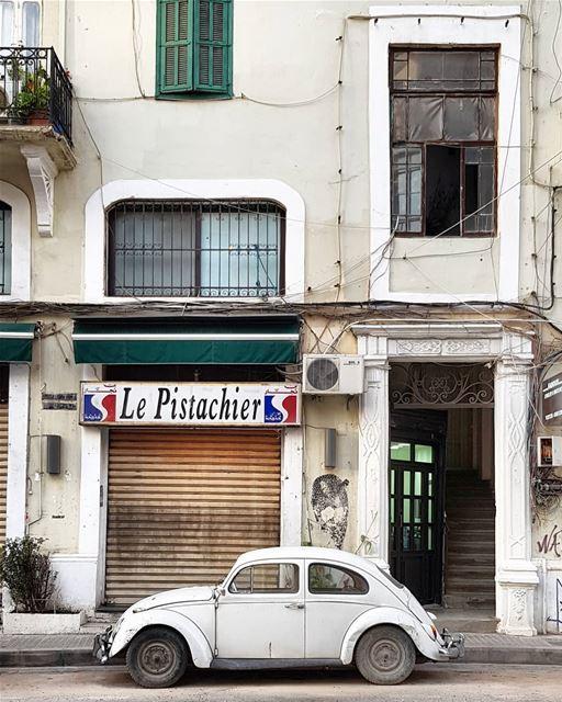 Le Pistachier ❤ (Beirut, Lebanon)