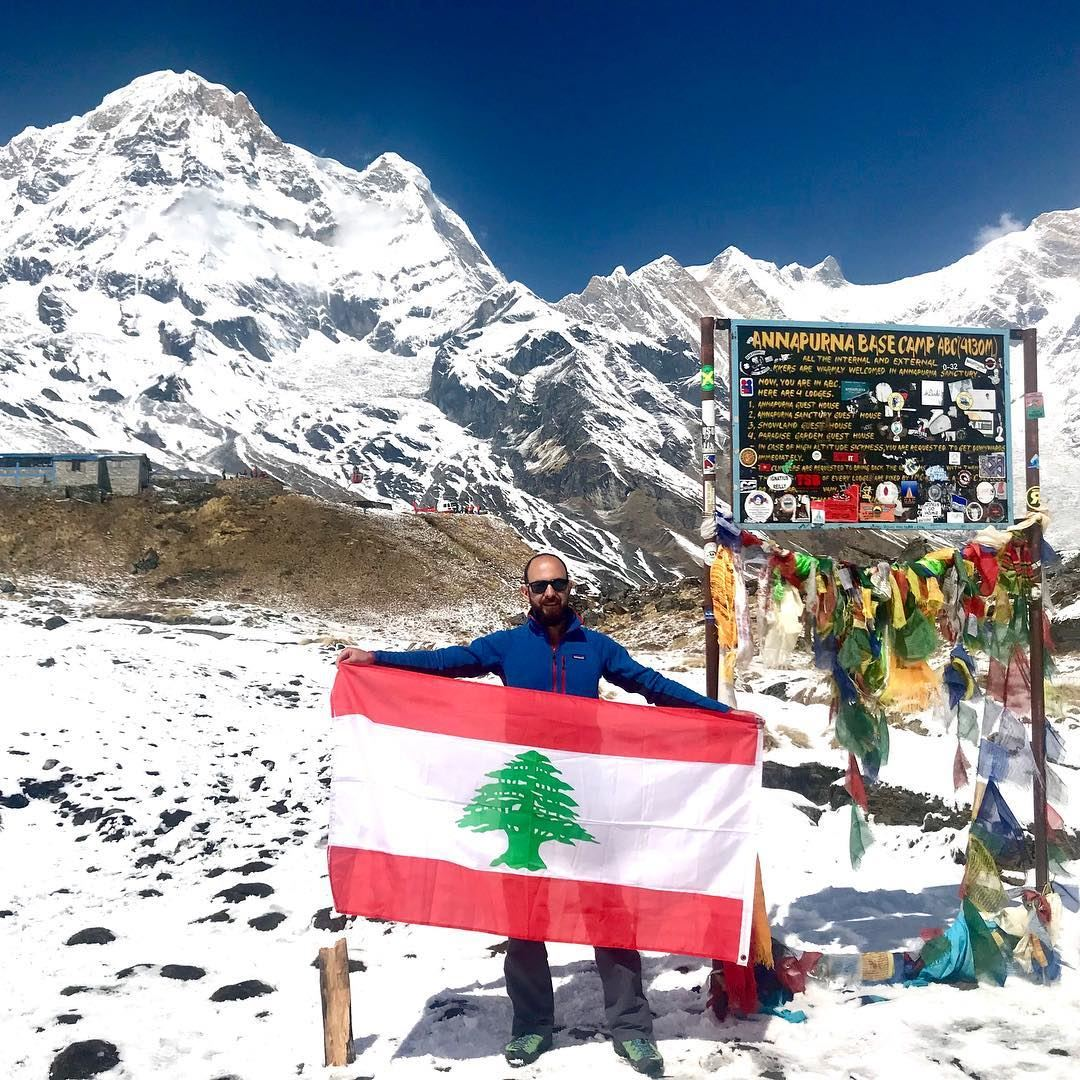 Individually, we take you with us to the peaks and the ends of the world.... (Annapurna Base Camp - ABC)
