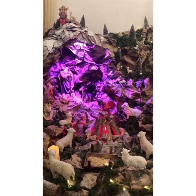 Christmas season 🎄••• OComeAllYeFaithful HibaTawaji Pysglb lebanon...