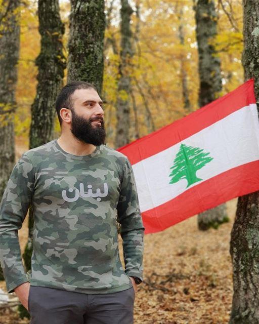 بحبك يا لبنان 🇱🇧...Thank u @qamisbeirut indenpendance2018 lebanon... (Lebanon)