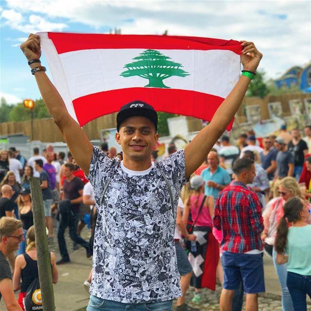 حتى يضل أرزك مرفوع... كل إستقلال وإنت بخير. ramynachar independence ... (Tomorrowland)