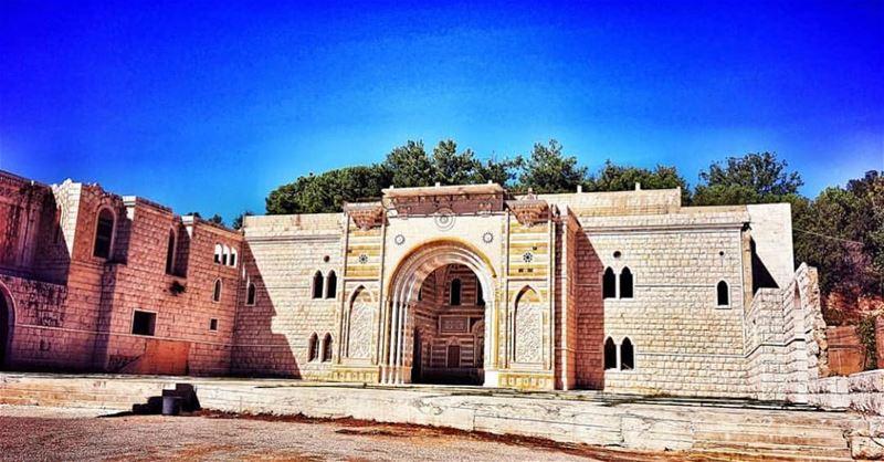 📲Turn ON Post Notifications Lebanon lebanon🇱🇧 beirut beirut❤️ ... (Dr. Farid Serhal Palace)