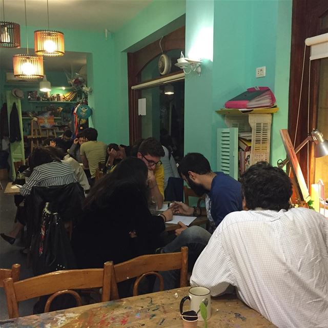 Lebanon Quiz Night!A real variety of questions all about Lebanon's... (Joon On The Moon)