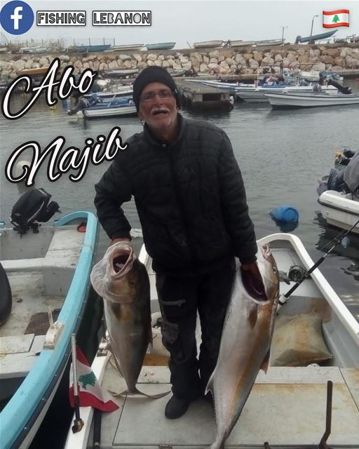 Abo Najib & @fishinglebanon - @instagramfishing @jiggingworld @whatsupleban (Beirut, Lebanon)