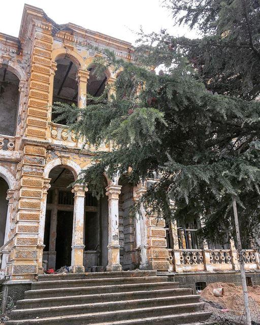 Donna Maria Sursock Gardens • Sawfar Lebanon 🇱🇧..... ... (Sawfar, Mont-Liban, Lebanon)