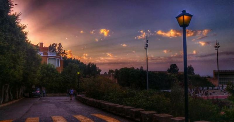 Its your light that lights the worlds ... lebanon lebanon_hdr...