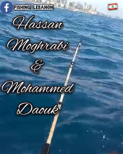 Mohammed Daouk - Hassan Moghrabi & @fishinglebanon - @instagramfishing @jig (Beirut, Lebanon)