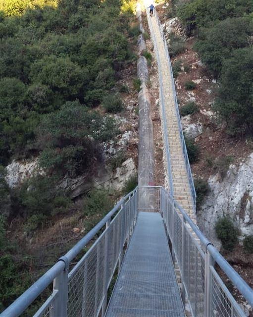 batroun البترون_سفرة msaylha path pathway nature hiking bebatrouni... (Mseilha Walkaway - درب المسيلحة)