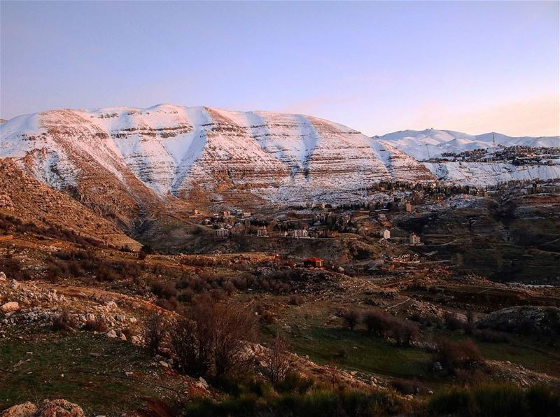 Lebanon Liban Libano Lubnan Mer Mar MediterraneanSea Mountain ... (Faraya, Mont-Liban, Lebanon)