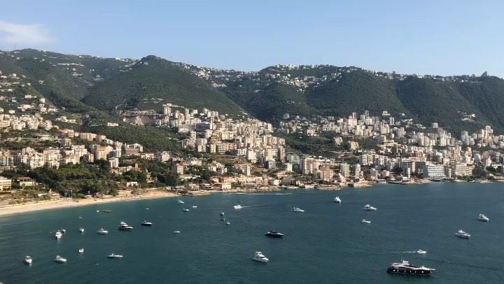 Lebanon Travel Mar MediterraneanSea Ocean Libano Lebanon Liban ... (Lebanon)