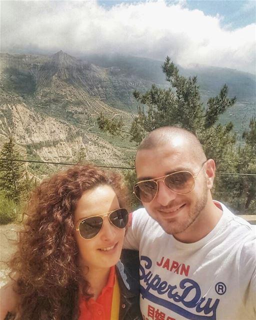 """Ливанцев принято ругать. Дремучие они и темные, как лес в сказке о """"Красной (Bcharré, Liban-Nord, Lebanon)"""