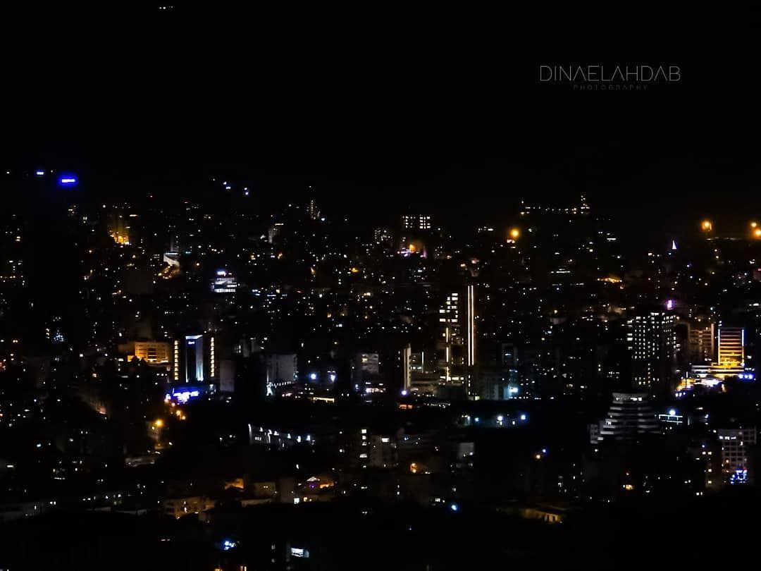 🌃_____________________ lebanon lebanon_hdr beyrouth nikonphotography... (Beirut, Lebanon)