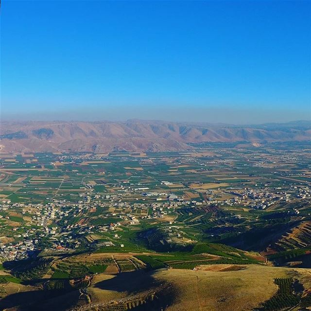 Life is beautiful no matter what you're facing, just you have to believe... (Bekaa Valley)
