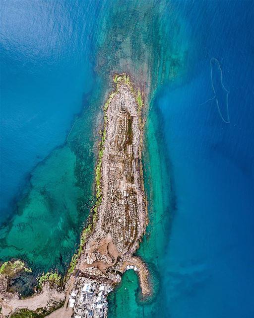 The Underwater city... anfeh koura northlebanon lebanon dji ... (Anfeh Al-Koura أنفه الكورة)